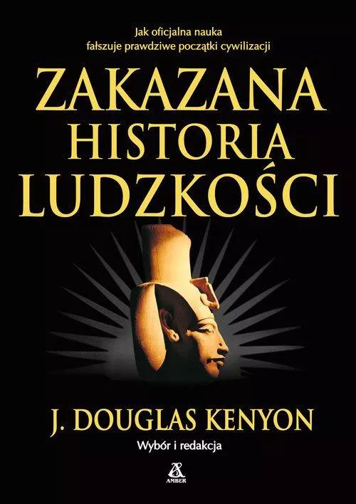 Okładka ksiązki Zakazana historia ludzkości