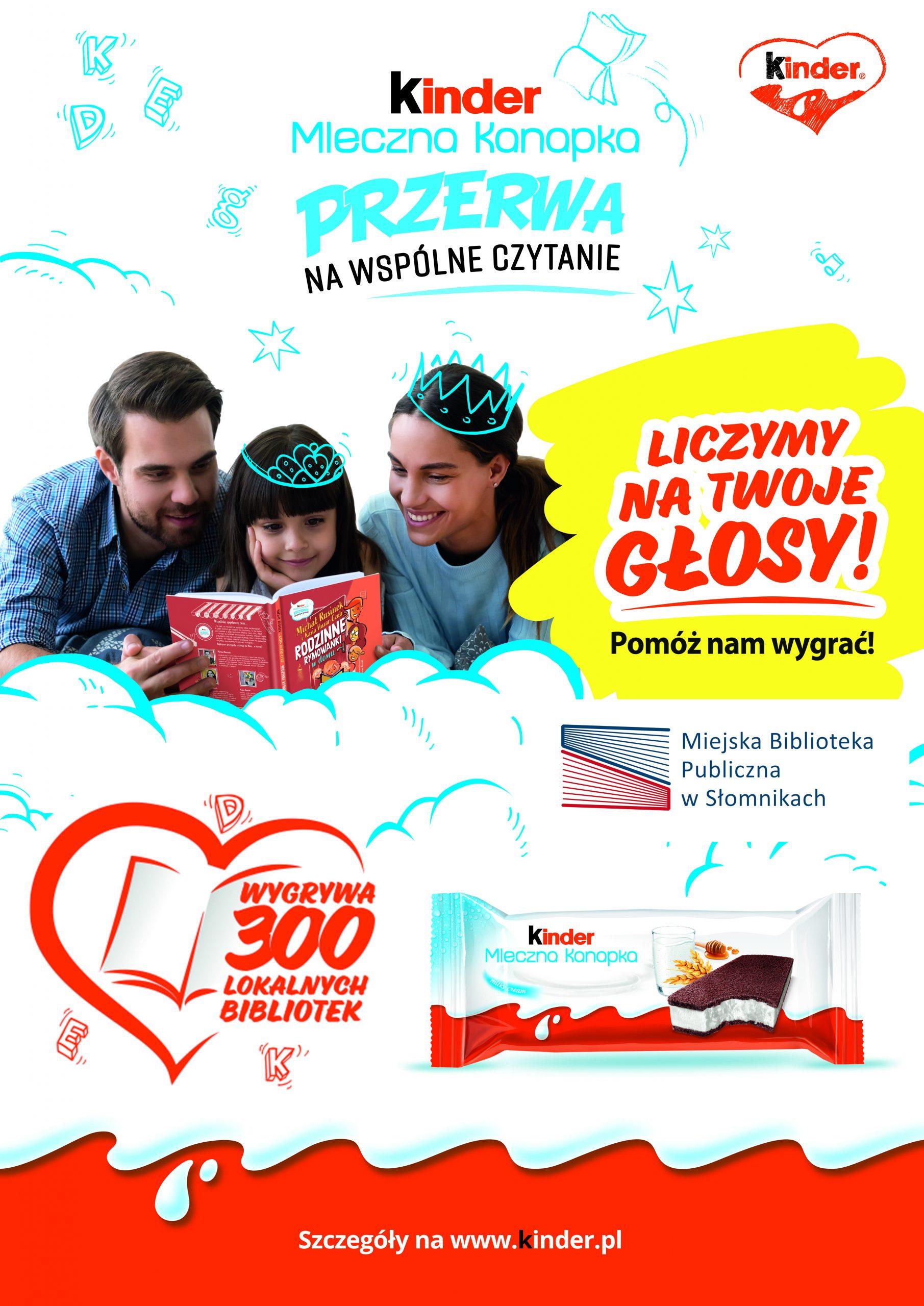 Kinder Słomniki