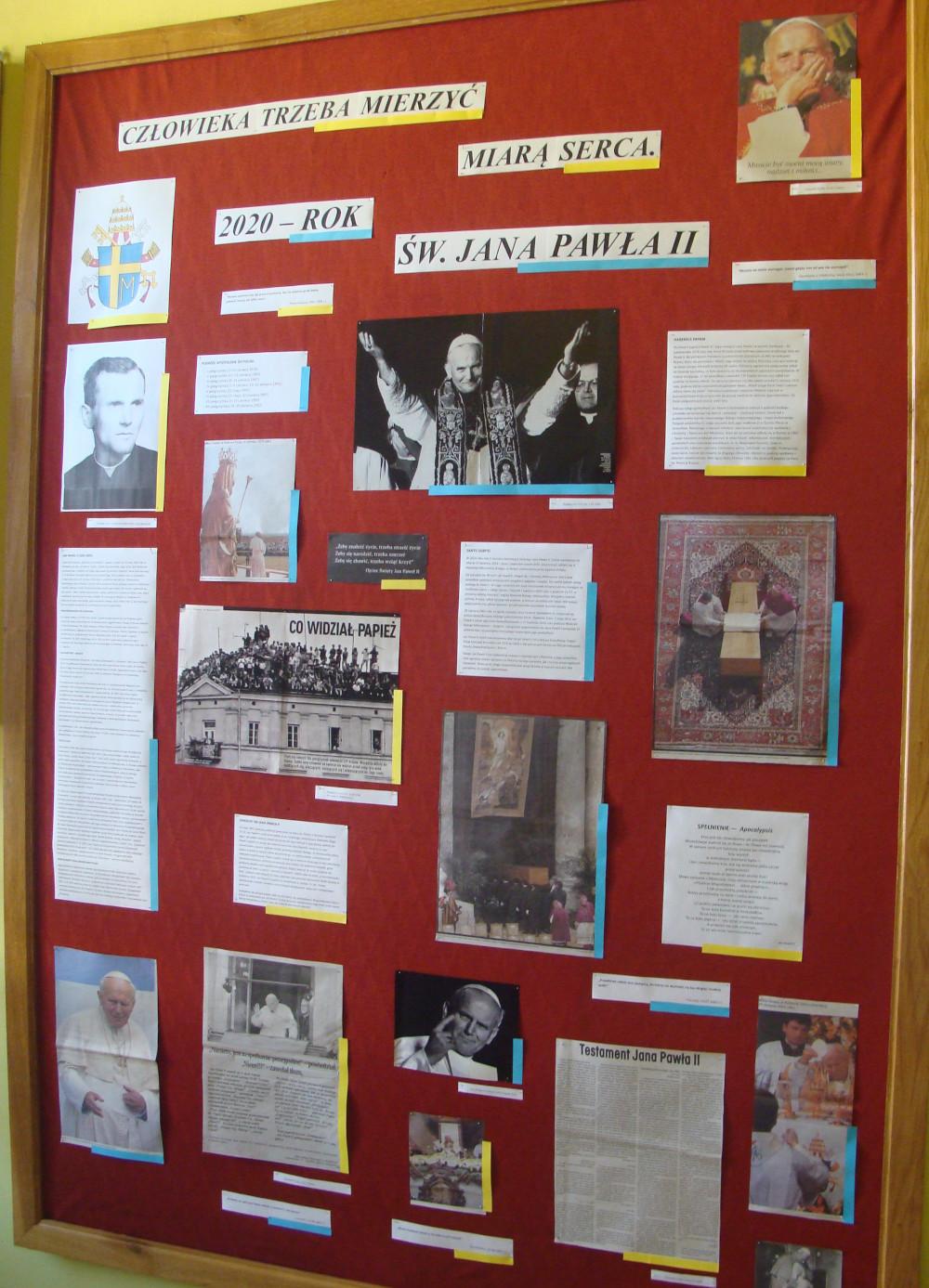 2020 rokiem św. Jana Pawła II